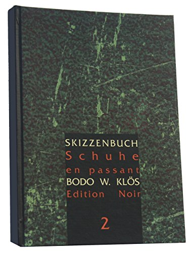 Skizzenbuch / Schuhe en Passant