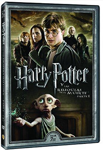Harry Potter Y Las Reliquias De La Muerte Parte 1. Nueva Carátula [DV