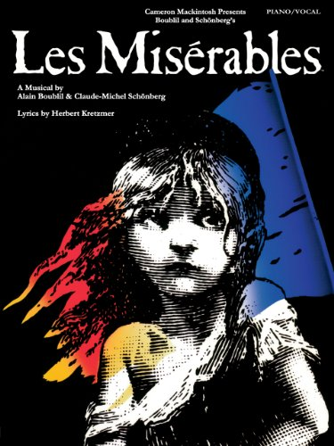 Les Miserables - Updated Edition Songbook (English Edition) eBook ...