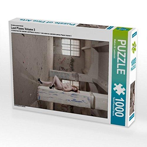 Ein Motiv aus dem Kalender Lost Places Volume 3 1000 Teile Puzzle hoch (CALVENDO Menschen)