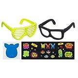 Furby Brillengestell - Schwarze und Gelbe Brillen [UK Import]