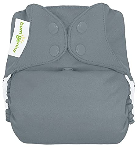 BumGenius Freetime All-In-One Cloth Diaper - Snap - Armadillo