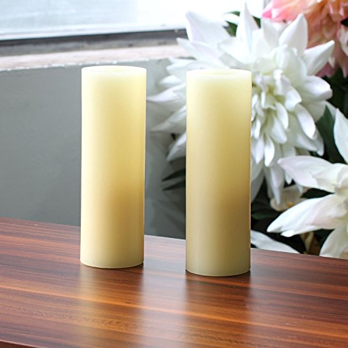 DFL-Led-Candles-light-with-Timer-for-House-decorationsivory2-pack