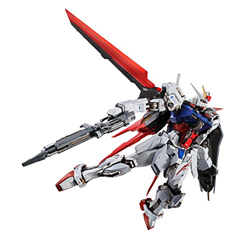 Bandai Metal Build GAT-X105 + AQM / E-X01 Eile Strike Gundam (Build Gundam Strike)