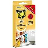 Raid 3 pieges anti mites alimentaires - ( Prix Unitaire ) - Envoi Rapide Et Soignée