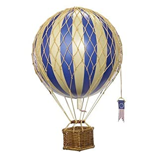 Authentic Models Floating The Skies Balloon, Blue