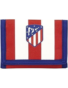 Safta Cartera Billetera Oficial Atlético De Madrid 125x95mm