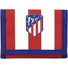 Safta Cartera Billetera Oficial Atlético De Madrid 125x95mm