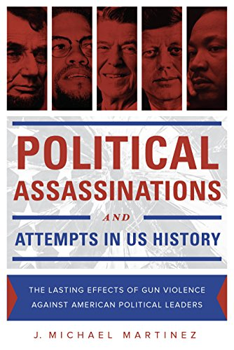 Computer Carrel (Political Assassinations and Attempts in US History: The Lasting Effects of Gun Violence Against American Political Leaders)