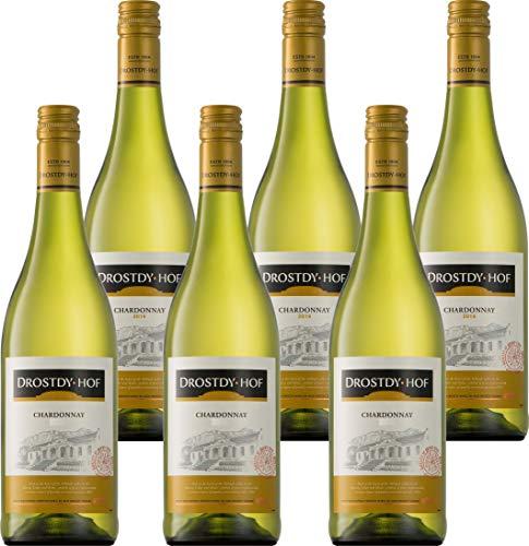 Drostdy-Hof Chardonnay 2016/2017 trocken (6 x 0.75 l)