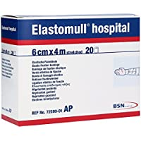 ELASTOMULL hospital 6 cmx4 m elast.Fixierb.weiß 20 St Binden preisvergleich bei billige-tabletten.eu