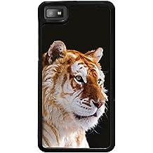 Vizagbeats Tiger Back Case Cover for BLACKBERRY BBZ10