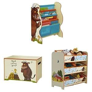 The Gruffalo storage set by HelloHome