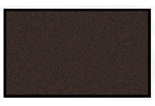 Andersen 445330150240 Colorstar Nylon Faser Innenraum Bodenmatte, Nitrilgummirücken, 700 g/sq. m, 150 cm Breite x 240 cm Länge, Braun