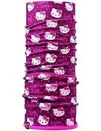 Buff polar foulard multifonction pour enfant hello taille unique Multicolore
