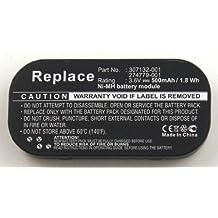 Batería compatible con HP / Compaq 201201-001, 201201-371, 201201-AA1, 201202-001, 201202-371, 201202-AA1, 201203-001, 201203-371, 201203-AA1, 202174-001, 202174-371, 202174-AA1, 202175-001, 202175-371, 202175-AA1, 202176-001, 202176-371, 202176-AA1, 217330-421, 251710-B21, 255450-421, 255451-421, 257554-001, 257555-001, 257556-001, 257557-001, 257558-001, 257559-001, 257644-001, 261552-001, 273914-B21, 273914R-B21, 273915-B21, 273915-L21, 273915R-B21, 286021-AA1, 291966-B21 y más modelos