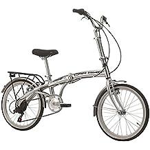 Bicicletta Cicli Cinzia 20 Car-bike 6v alu lucido 1736