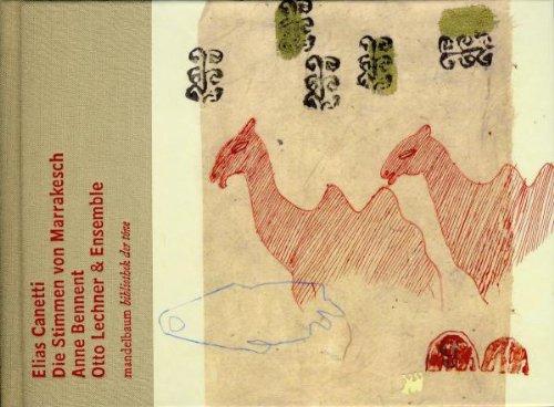 Preisvergleich Produktbild Die Stimmen Von Marrakesh / Canetti