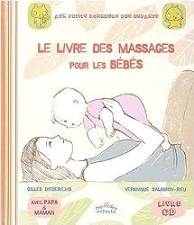 Le livre des massages pour les bébés (1CD audio)