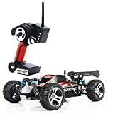 TOZO C1022 RC CAR High Speed 32MPH 4x4 Fast Race Cars 1:18 RC SCALE RTR Racing 4WD ELECTRIC POWER BUGGY W/2.4G Radio Remote control Off Road Truck Powersport Roadster Red