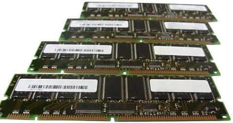 A Compaq equivalent 4GB DIMM (Kit x 4 PC100 REG) from Hypertec