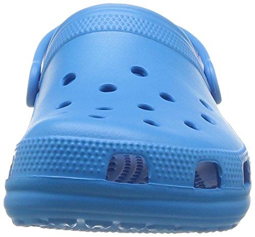 Crocs Cayman , Damen Clogs/Pantoletten Blau (Ozean)