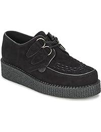 Underground Wulfrun Black Mens Shoes