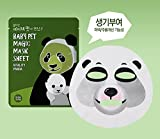 Holika Holika Mask Sheet Baby Pet- Magic Panda maschera di vitalità