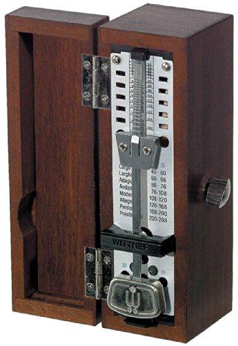 Wittner 2207M Taktell Super Mini Wooden Metronome - Mahogany