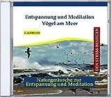 Entspannung und Meditation - Vögel am Meer - Meeresrauschen mit Musik - gemafreie Entspannungsmusik und Naturgeräusche