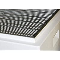 Barrière matall rond grille Dadant 500x 500mm