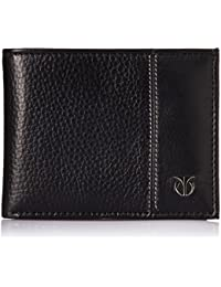 Titan Semi Formal Black Men's Wallet (TW109LM1BK)