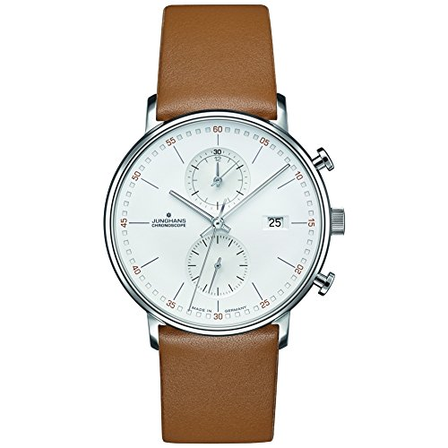 Junghans Herrenuhr Chronoscope Form C 041/4774.00
