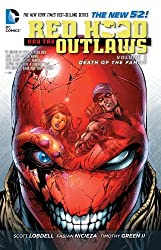 Red Hood and the Outlaws Vol. 3: Death of the Family (The New 52) by Scott Lobdell (2013-12-03)