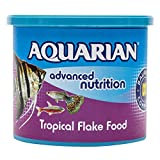 Aquarian Tropical Flake Fish Food - 200 g