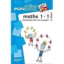 miniLÜK / Mathematik: miniLÜK: mathe 1x1: Mathematik üben und verstehen ab 2. Klasse