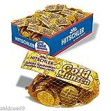 20 Beutel a 150g Hitschler Gold Münzen Goldmünzen 3kg Goldtaler Kaubonbons