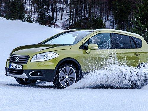 Allrad im Schnee -