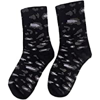 kinlene Leopardo de la moda calcetines unisex calcetines deportivos calcetines de tubo de algodón