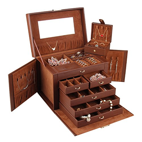Rowling Leather Jewellery Box Tr...