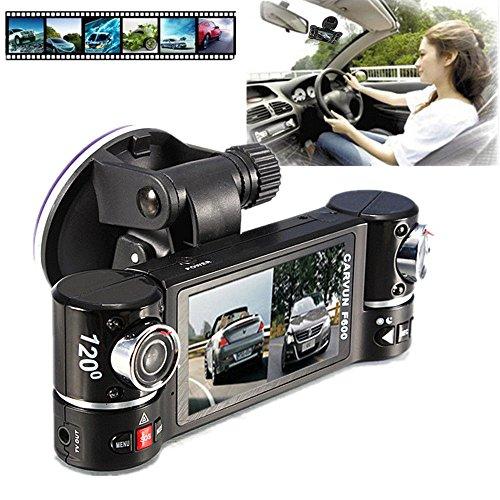 eme ETS - Videocamera retrovisore per auto, Schermo LCD 2,7,