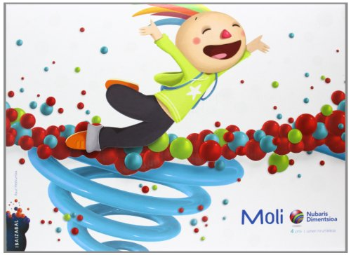 Nubaris dimentsioa, moli (4 urte), lehen hiruhilekoa - 9788483947333