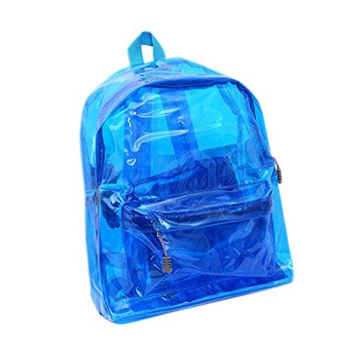 Clear Backpack – Drasawee , Sac à main porté au dos pour femme