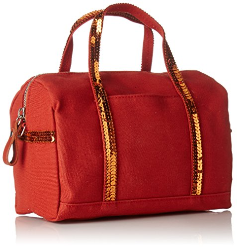 Vanessa Bruno - Cabas Gym Bag Pm, Borse Bowling Donna Arancione (Orange Ginger)