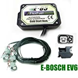 Kit Ethanol E85 4-cylindres, 4cyl E85 Kit de Conversion Carburant...