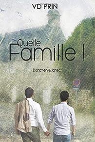 Donatien & Janec : quelle famille ! par V. D. Prin