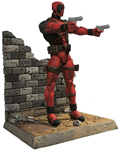 Marvel Select Figurine Deadpool 18