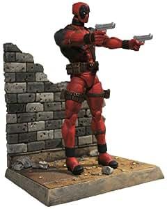 Diamond Select - Marvel Select Action Figure Deadpool