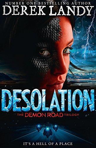 Desolation (The Demon Road Trilogy, Book 2) por Derek Landy