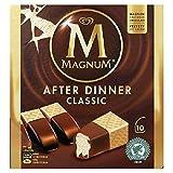 Magnum After Dinner Ice Cream, Frozen, 10 x 35 ml